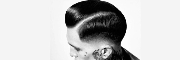 Tupé Rockabilly